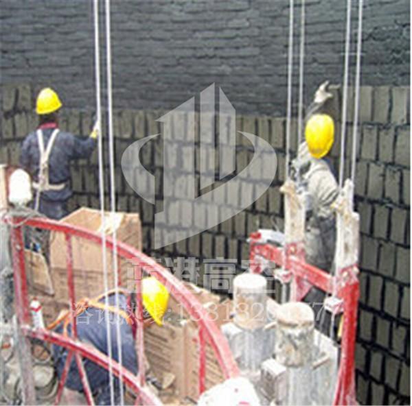 水泥烟囱脱硫防腐