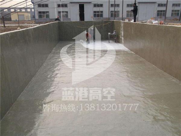 污水池施工防腐